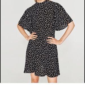 Polka Dot dress with pockets